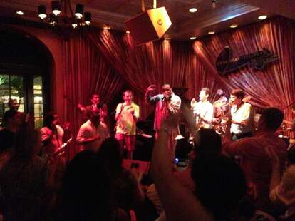Irvin Mayfield's Jazz Playhouse New Orleans