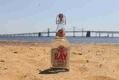 The Bay vodka