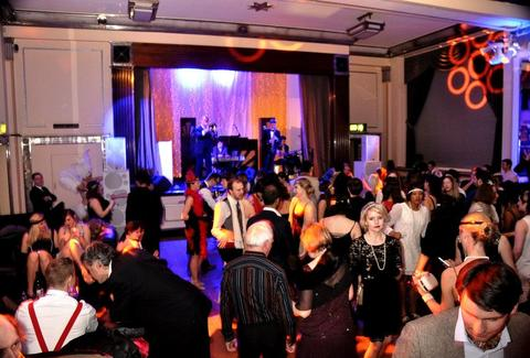 The Bloomsbury Ballroom London