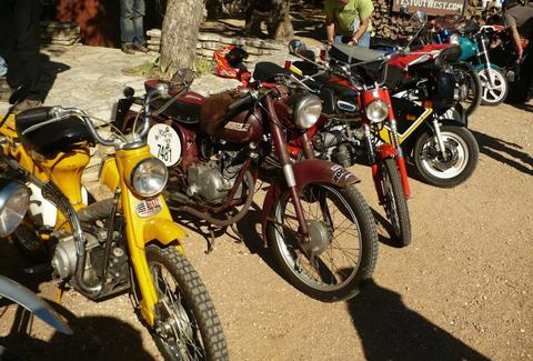 Harvest Classic Motorcycle Rally Weekend Playbook Austin