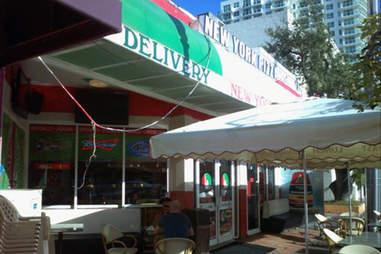 new york roma pizza university of miami