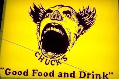 chuck's cafe syracuse university