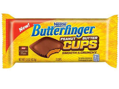 Butterfinger Peanut Butter Cup