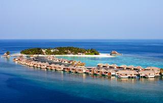 Hilton\'s Conrad Maldives Rangali Island Resort