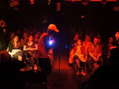 Comedy Bar Toronto