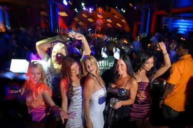 Nightclub at Atlantis