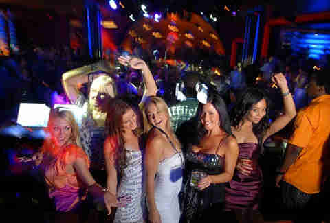 Nightclub at Atlantis