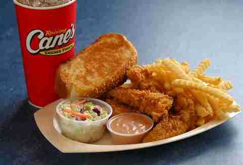 raising cane's chicken fingers baton rouge louisiana state university
