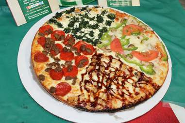 bell's greek pizza east lansing michigan state university