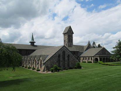 Saint Joseph's Abbey Spencer, MA