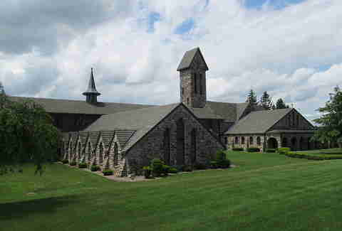 Saint Joseph's Abbey Spencer, MA