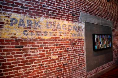 Wall at Cellarmaker