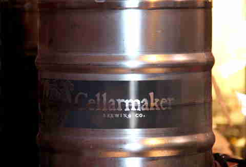 Keg at Cellarmaker