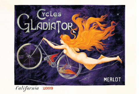 Cycles Gladiator wine