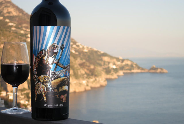 10 inappropriate wine labels that\'ll get you kicked out of that cheese tasting