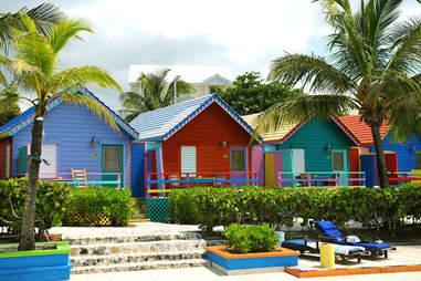 Huts at Compass Point Beach Resort