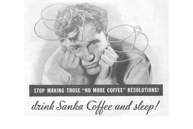 Sanka coffee ad