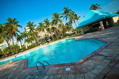 Pool at Renaissance Santo Domingo Jaragua Hotel & Casino