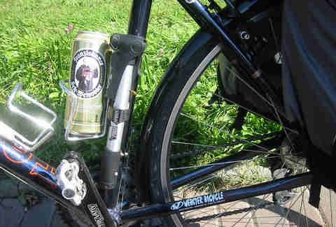beer water bottle holder
