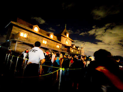 House of Horrors Amusement Park