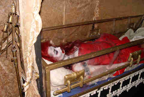 Seattle Haunts Georgetown Morgue
