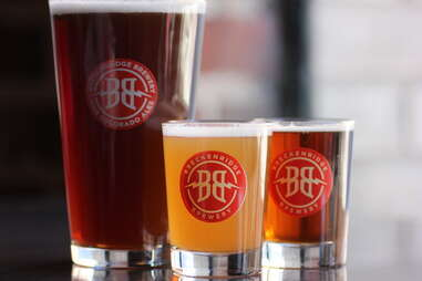 Breckenridge Brewery beer