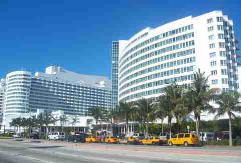 The Fontainebleau in Miami