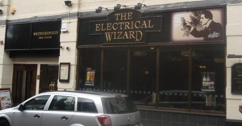 The Electrical Wizard Morpeth pub
