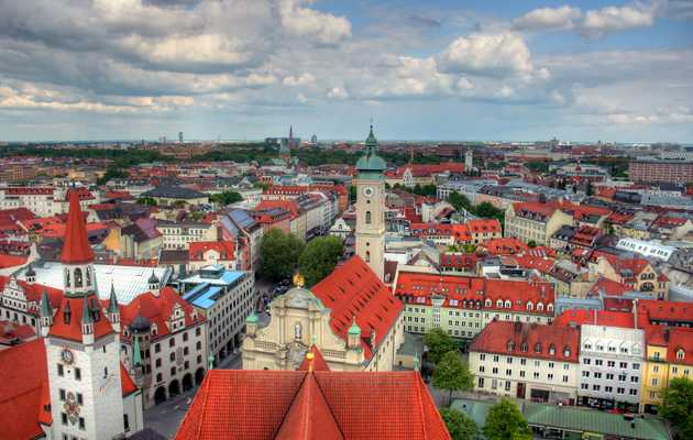 Munich Destination Guide