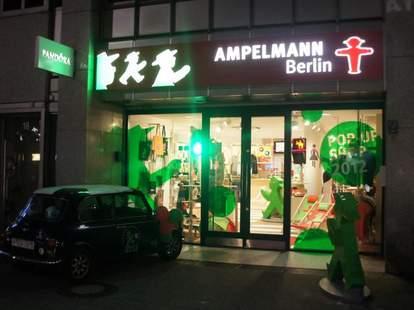Ampelmann Berlin