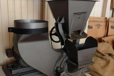 Old Bay Gustav Brunn spice grinder