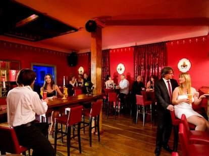 Schloss Milkersdorf bar