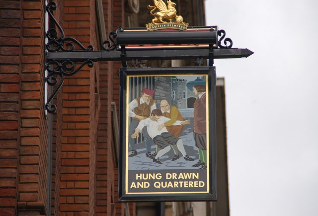 Ye Olde Fighting Cocks and 8 other bloody entertaining British pub names