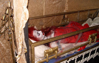 The KUBE 93FM Haunted House at Georgetown Morgue