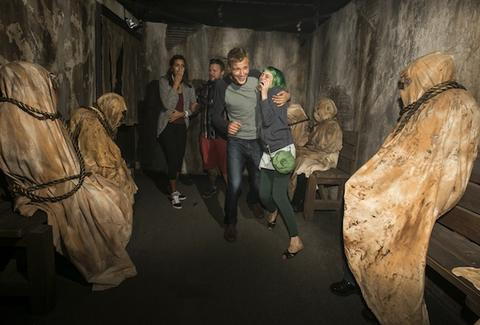 Universal's Halloween Horror Nights LA