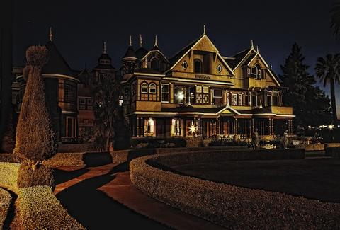 Winchester Mystery House SF