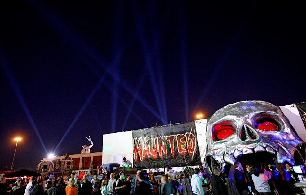 Haunted Houses In Dallas Thrillist