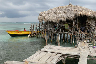 Pelican Bar in Jamaica