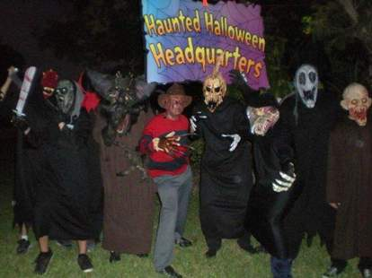 Horrorween House coral springs