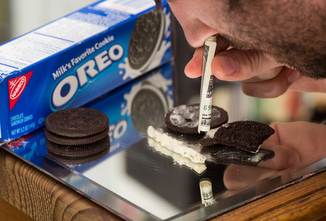 Why you get addicted to Oreos, McDonald\'s, and other delicious, delicious junk