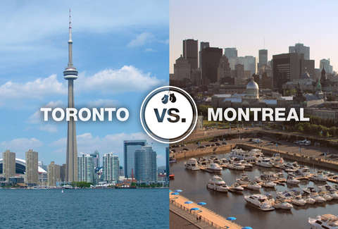10 reasons why Toronto is better than Montreal