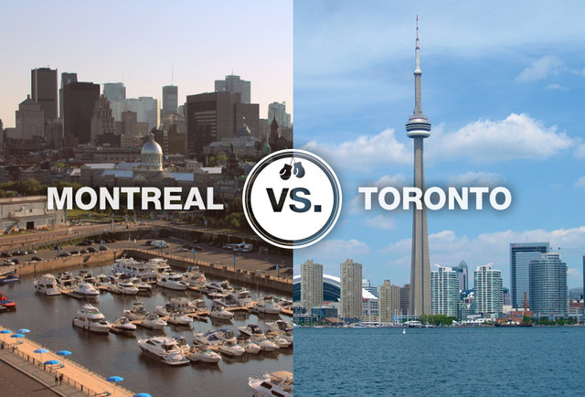 10 reasons, not including Rob Ford, why Montreal is better than Toronto