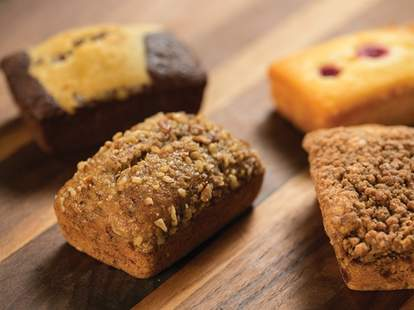 starbucks la boulange pastries