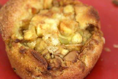 apple cake at Starbucks