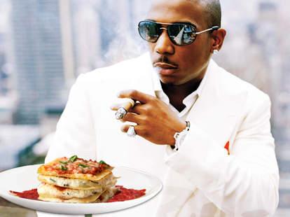 Ja Rule cookbook
