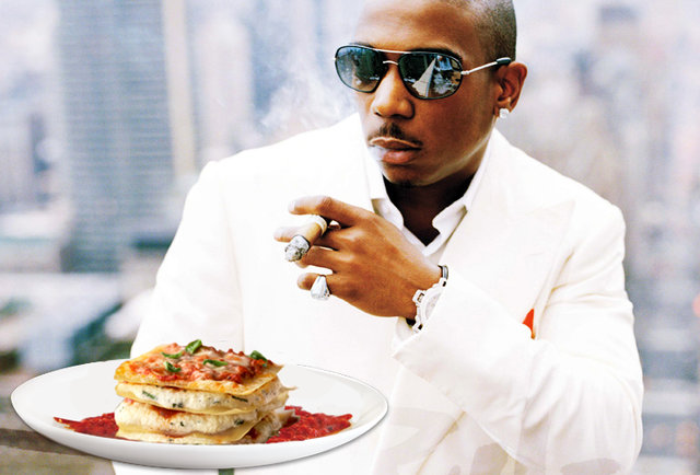 Ja Rule wants to shake up your culinary game with a microwave cookbook
