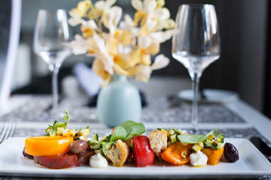 Heirloom Tomatoes at Trace