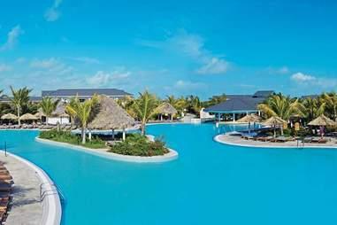 Melia Las Dunas Resort in Cuba