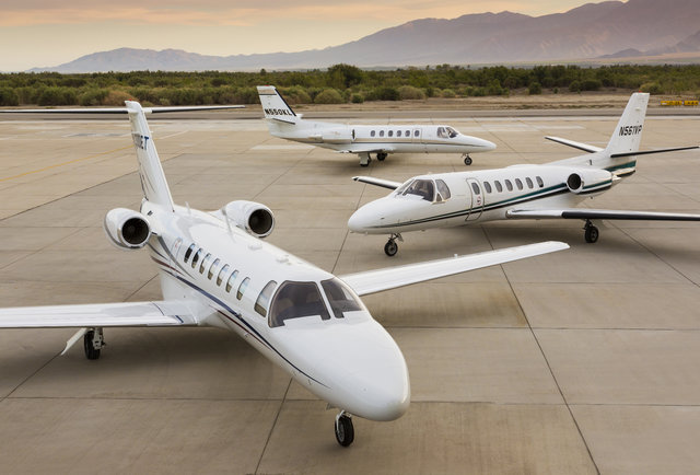 Private jets you can sort of afford