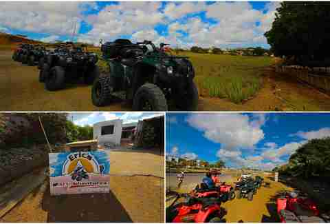 Eric's ATV Adventures in Curacao.